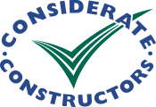 Margreiter Ltd is a registered Considerate Constructor